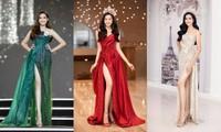 """Mấy ai khéo như Hoa hậu Đỗ Thị Hà, vừa gia nhập showbiz đã tìm được ngay kiểu váy """"chân ái"""""""