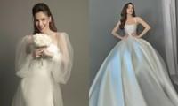 """Soi váy cưới của Hồ Ngọc Hà trong bộ ảnh """"rất giống ảnh cưới"""": Đơn giản mà cực kiêu sa!"""