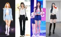 Top 4 nữ idol sở hữu tỷ lệ cơ thể chuẩn nhất: Có một cái tên đang gây tranh cãi