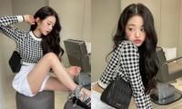 Ngắm nhan sắc đỉnh cao của Jang Won Young: Mặc đồ đơn giản vẫn ăn đứt hàng loạt đàn chị