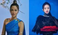 Cùng tạo hình công chúa Raya, Hoa hậu H'Hen Niê và Triệu Lệ Dĩnh ai thần thái hơn?