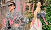 """Đã tìm ra thương hiệu """"chân ái"""" của Hoa hậu Đỗ Thị Hà khi gia nhập thế giới đồ hiệu"""
