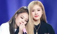 Rosé và Jennie khi chơi với idol nhóm khác đều có chung cách hành xử tinh tế này