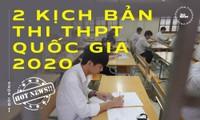 Trạm tin nóng: Bộ GD&ĐT đưa ra 2 kịch bản thi THPT Quốc gia 2020