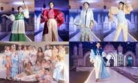 LaMode 2020: Mãn nhãn với show thời trang lấy cảm hứng từ thời kỳ Phục Hưng của Amser