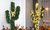 """Giáng sinh đang rượt đuổi sát nút, học """"dân chơi hệ décor"""" trang trí nhà cửa đẹp mê ly"""