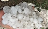 Mưa đá, dông lốc liên tục gây thiệt hại nặng ở các tỉnh miền núi phía Bắc