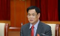 Ông Huỳnh Tấn Việt, Uỷ viên Trung ương Đảng, được bầu làm Bí thư Đảng uỷ Khối các cơ quan Trung ương nhiệm kỳ 2020-2025