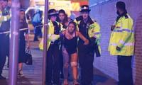 Vụ tấn công xảy ra tại buổi biểu diễn của ca sỹ nhạc pop Ariana Grande ở sân vận động Manchester Arena ở thành phố Manchester, Anh.