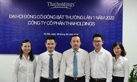 Các thành viên HĐQT Công ty Cổ phần Thaiholdings sau khi kiện toàn tổ chức