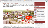 Đồng Nai cảnh báo bẫy dự án 'chui' của địa ốc Alibaba
