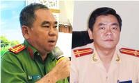 Cách chức ba cán bộ cấp Trưởng phòng Công an Đồng Nai