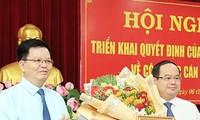 Phó ban Tổ chức trung ương làm Phó Bí thư Tỉnh uỷ Đồng Nai