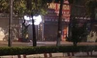 Phóng xe lao vào gốc cây, hai thanh niên tử vong tại chỗ