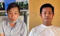 Đối tượng Dương Văn Mẵn và Trịnh Xuân Mơ