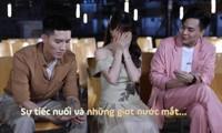 """Hòa Minzy khóc nức nở vì tiếc nuối khi """"Xuân Hạ Thu Đông Rồi Lại Xuân"""" mùa 1 khép lại"""