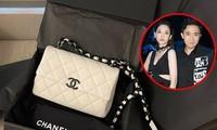 """Trấn Thành tặng túi hàng hiệu gần trăm triệu cho Hari Won vì ý tưởng làm phim """"Bố Già"""""""