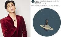 Noo Phước Thịnh thay avatar, xin netizen đừng đồn đoán sau chia sẻ bị trầm cảm ở tuổi 30
