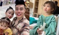 Con gái Lê Dương Bảo Lâm mới 3 tuổi đã phải trải qua phẫu thuật