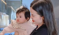 """Những khoảnh khắc """"hổ báo"""" của bé Winnie, mẹ Đông Nhi không lo bị ăn hiếp"""