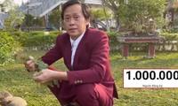 """Không phải ai khác, nghệ sĩ Hoài Linh mới là """"ông trùm"""" mạng xã hội của V-Biz!"""