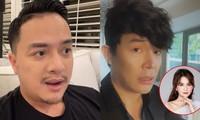 """""""Biến căng"""": Nathan Lee và Cao Thái Sơn """"đại chiến livestream"""", mời cả luật sư vào cuộc"""