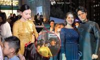 Huy Trần đưa mẹ đi ủng hộ phim mới của Ngô Thanh Vân, cặp đôi sắp công khai?