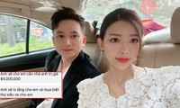 """Vừa lên xe hoa với nhạc sĩ Phan Mạnh Quỳnh, hotgirl Khánh Vy đã bị người lạ """"gạ gẫm"""""""