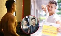 """Running Man Việt Nam mùa 2: Trương Thế Vinh khoe cơ bắp cuồn cuộn, xứng danh """"Voi Biển"""""""