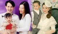 Đông Nhi hạnh phúc khi có chồng khéo chăm con, Hòa Minzy lại vì bé Bo mà sút kí