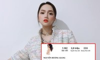 5 tháng ở ẩn, Hoa hậu chuyển giới Hương Giang mất hơn 100.000 followers trên Instagram