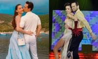 Kim Lý phản ứng thế nào khi xem clip Hồ Ngọc Hà nhảy Dancesport từ 10 năm trước?