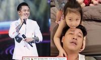 """Tuấn Hưng cùng con gái bắt trend """"Chị Ong Nâu"""" trên nền nhạc """"Tìm Lại Bầu Trời"""""""