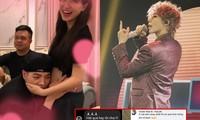 Erik được Sơn Tùng M-TP khen ngợi, Hòa Minzy lần đầu tiên hé lộ clip mang thai bé Bo
