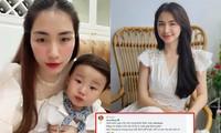 Hòa Minzy khiến người hâm mộ bất ngờ khi tiết lộ muốn có thêm em bé trong 3 năm tới