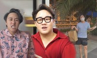 Sao nam V-Biz thi nhau giảm cân mùa dịch, Trung Quân Idol gầy đến độ fan không nhận ra