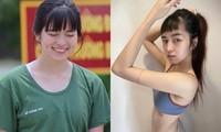 """Khánh Vân khoe body mảnh mai nhưng fan mong cô mũm mĩm trở lại như thời """"Sao Nhập Ngũ"""""""