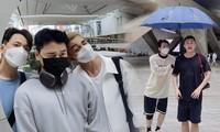 """""""Hội thỏ"""" có thêm Karik, thân thiết hơn sau chuyến đi Hàn Quốc ghi hình Running Man"""