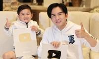 Mathis Thiên Từ - con trai 4 tuổi khiến Đan Trường tự hào vì đạt thành tích nổi bật này