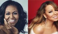 Mariah Carey cùng dàn sao Hollywood thực hiện thử thách của phu nhân cựu Tổng thống Obama