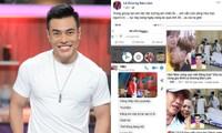 Lê Dương Bảo Lâm đăng đàn bức xúc vì bị nhiều kênh YouTube ghép ảnh đã qua đời
