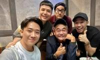 Trấn Thành mừng sinh nhật nghệ sĩ Việt Anh nhưng vì sao netizen lại gọi tên Cát Phượng?