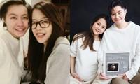 An Nguy công khai mang thai, chụp cùng người yêu đồng giới sau ồn ào với Kiều Minh Tuấn