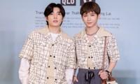 Cody (Uni5) và Đỗ Hoàng Dương diện đồ đôi, hội ngộ dàn sao Việt trong sự kiện thời trang