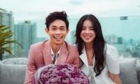 DJ Mie lên tiếng khẳng định không có chuyện chia tay Hồng Thanh như netizen đồn đoán