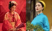 Hòa Minzy nhái giọng Chi Pu hát chênh phô gây cười, fan hai nhà khẩu chiến căng thẳng