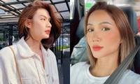 Phản ứng của Hoa hậu H'Hen Niê khi kiểu tóc mới được so sánh trông giống Đào Bá Lộc