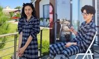 Ngô Thanh Vân diện đồ đôi, ngầm xác nhận đang hẹn hò CEO điển trai kém 11 tuổi?
