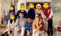 Lâm Bảo Châu lần đầu khoe ảnh chụp chung với mẹ con Lệ Quyên không khác người một nhà