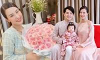 Đông Nhi khoe nhan sắc ngọt ngào kỷ niệm 12 năm yêu Ông Cao Thắng